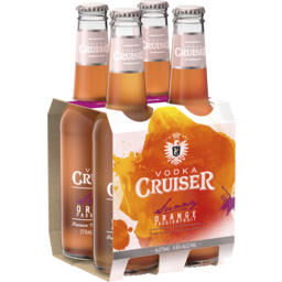 Photo of Vodka Cruiser Orange Passionfruit Stubbies