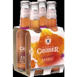 Photo of Vodka Cruiser Orange Passionfruit Stubbies