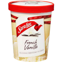 Photo of Sara Lee French Vanilla Ice Cream 1