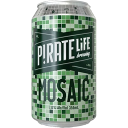 Photo of Pirate Life Mosaic Ipa Can
