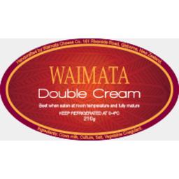 Photo of Waimata Cheese Camembert Double Cream 210g