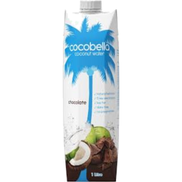 Photo of Cocobella Coconut Water Chocolate 1l