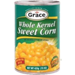 Photo of Grace Whole Kernel Corn