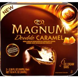 Photo of Magnum Double Caramel Bar