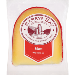 Photo of Barrys Bay Cheese Traditional Edam 125g