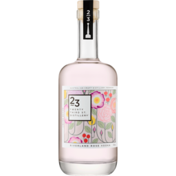 Photo of 23rd Street Riverland Rose Vodka