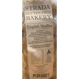 Photo of Strada Gluten Free English Muffins