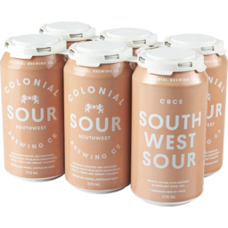 Photo of Colonial Southwest Sour Cans