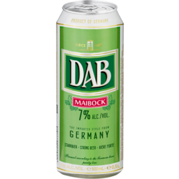 Photo of Dab Maibock 500ml