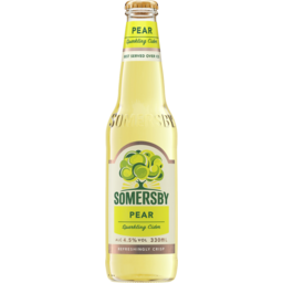 Photo of Somersby Cdr Pear 4.5% 330ml