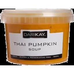Photo of Darikay Soup Thai Pumpkin 550ml