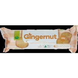 Photo of WW Biscuits Gingernut 250g
