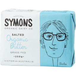 Photo of Symons Butter Salted 250g