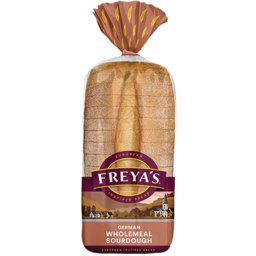 Photo of Freyas Wholemeal Sourdough