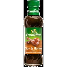 Photo of Fountain Sauce Honey Soy 250ml