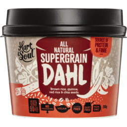 Photo of Hart & Soul All Natural Supergrain Dahl 250g