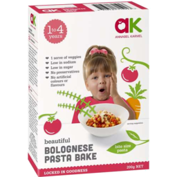 Photo of Annabel Karmel Beautiful Bolognese Pasta Bake 200gm
