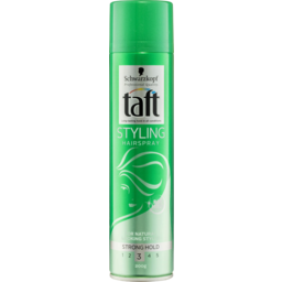 Photo of Schwarzkopf Taft Styling Hairspray Strong Hold 3g