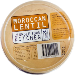 Photo of  Whole Food Kitchen Organic Moroccan Lentil Dip 220gm