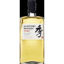 Photo of Suntory Whisky Toki 700ml