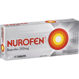 Photo of Nurofen Tablets 12s