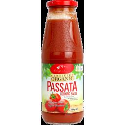 Photo of Chefs Choice - Tomato Passata Rustica - 680g