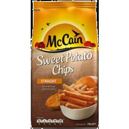 Photo of McCain Sweet Potato Chips 750gm