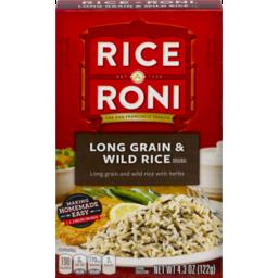 Photo of Rice A Roni Long Grain & Wild Rice Original