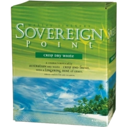 Photo of Sovereign Point Dry Whte Cask 4.4l