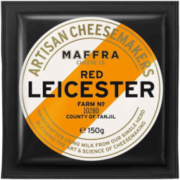 Photo of Maffra Red Leicester 150gm