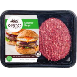 Photo of Kangaroo Burgers 440gm
