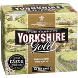Photo of Yorkshire Gold 40's