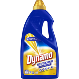 Photo of Dynamo Professional 5in1, Liquid Laundry Detergent, 1.8l