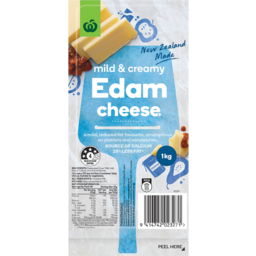 Photo of WW Cheese Edam 1kg