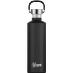 Photo of Cheeki Stainless Steel Bottle Matte Black 750ml