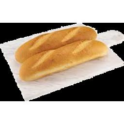 Photo of Baguettes Plain 2 Pack