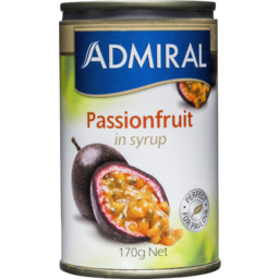 Photo of Admiral Passionfruit In Syrup 170g