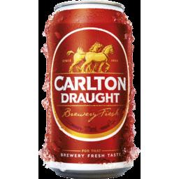 Photo of Carlton Draught 375ml Can 375ml