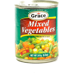 Photo of Grace Mixed Vegetables