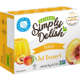 Photo of Simply Delish Peach Jelly