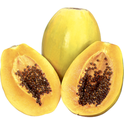 Photo of Pawpaw Yellow Kg