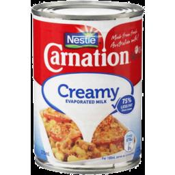 Photo of Nestle Carnation Creamy Evaporated Milk 375ml