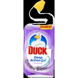 Photo of Duck Deep Action Gel Lavender 750ml