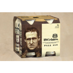 Photo of 19 Crimes Pale Ale Can