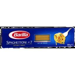 Photo of Barilla Spaghettoni No 7 500gm