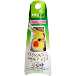 Photo of Vitapet Honey Bell Cockatiel 120g
