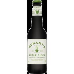 Photo of Bonamys Cider Apple 330ml
