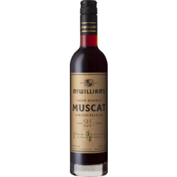 Photo of McWilliam's Show Reserve 25yo Muscat