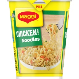 Photo of Maggi Noodles Chicken Cup 60g