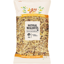 Photo of JC's Walnuts Natural 350g